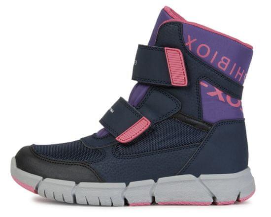 Geox Flexyper dekliški zimski škornji J94APA 0FU54 C4267