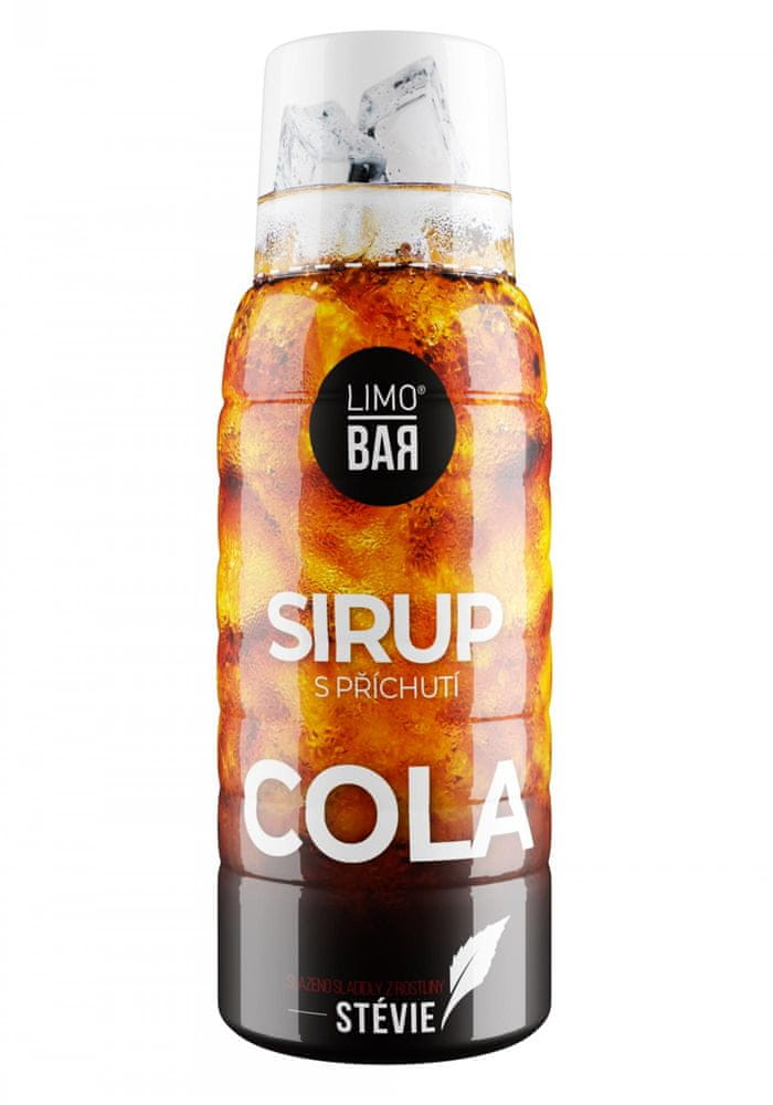 LIMO BAR Cola Stevia