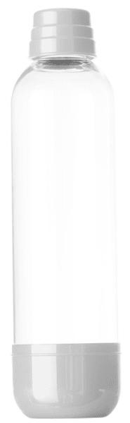 LIMO BAR Soda bottle 1l - White