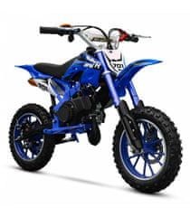 Sunway Motocykl Minicross XTR 701 49cc 2t Modrá