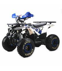 Sunway Čtyřkolka - ATV HUNTER 125cc RS Edition - 3G Bílo-modrá