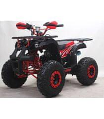 Sunway Čtyřkolka - ATV HUMMER 125cc RS Edition PLUS - Automatic Červená