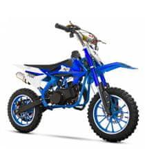 Sunway Motocykl Minicross XTR 702 49cc 2t Modrá