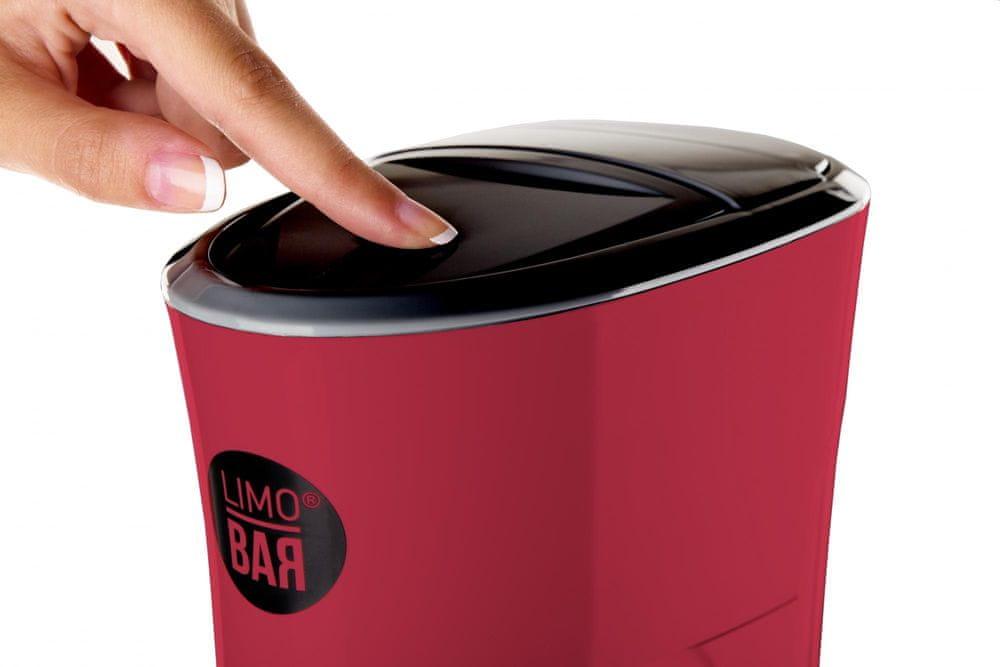 LIMO BAR Zoom - Red - zánovní