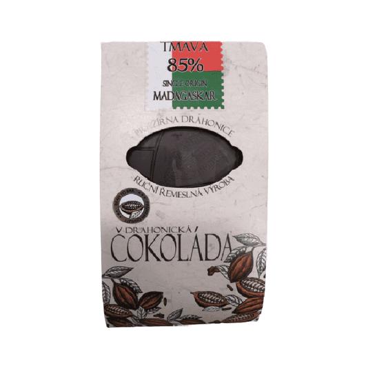 Pražírna Drahonice Čokoláda Madagaskar Mava Ambodivato 85%