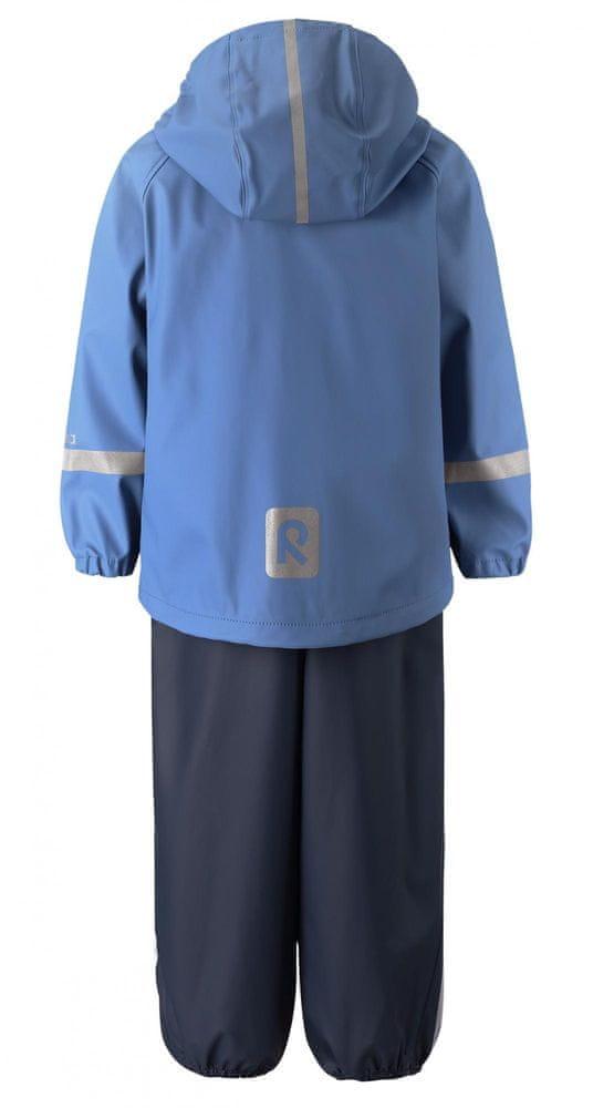Reima chlapecký set do deště Tihku 86 tmavě modrá