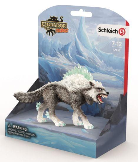 Schleich 42452 Snežni volk