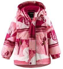 Reima Ruis dekliška bunda, 92, roza