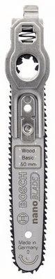 Bosch NanoBlade Wood Basic 50 rezilo (2609256D83)