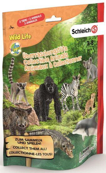 Schleich Vrećica iznenađenja - afričke životinje L, serija 4