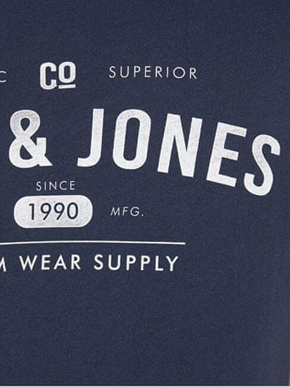 Jack&Jones Férfi póló JJEJEANS TEE 12177533 Navy Blazer