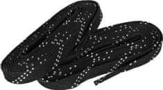 """Hejduk Obyčejné tkaničky 310cm, černá, 122"""""""