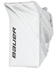Bauer Vyrážečka Bauer Supreme S27 S18 SR, bílá, Senior, Obrácený gard
