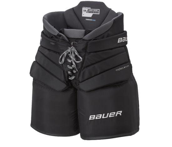 Bauer Brankářské kalhoty Bauer Elite S20 SR, černá, Senior, S