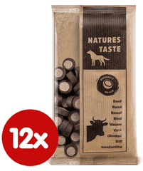 Tommi przekąska dla psa Natures Taste Coconut Snack kokos, wołowina 12x100 g