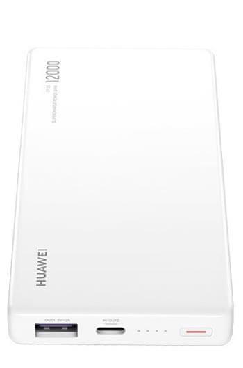Huawei SuperCharge CP12s Power Bank 12000mAh 55030727, bílá