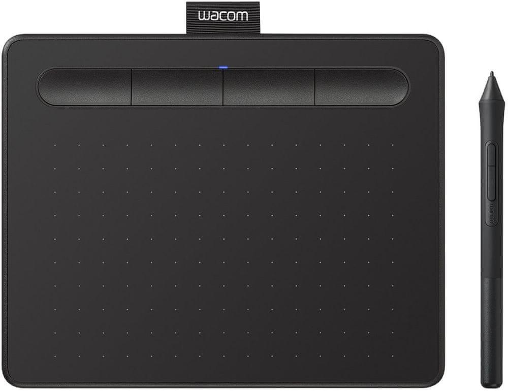 Wacom Intuos S, černá (CTL-4100K)