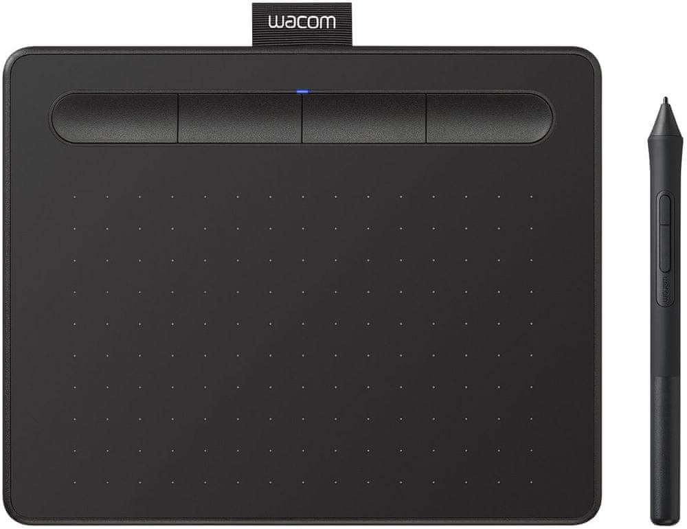 Wacom Intuos S Bluetooth, černá (CTL-4100WLK)