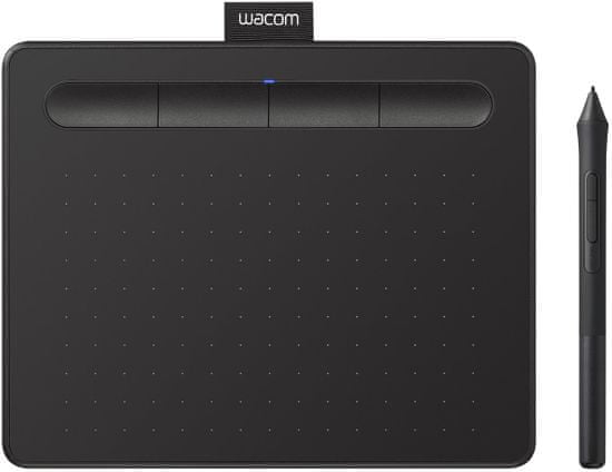 Wacom grafički tablet Intuos S Bluetooth, crni (2018)