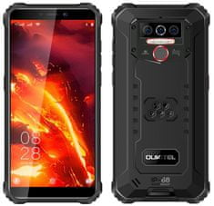 Oukitel WP5 Pro, 4GB/64GB, Black