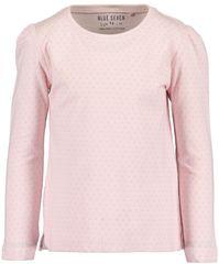 Blue Seven dívčí tričko 104, světle růžová