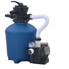 Pískové filtrační čerpadlo s časovačem 530 W 10 980 l/h