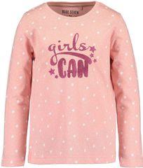 Blue Seven dívčí tričko 92, růžová