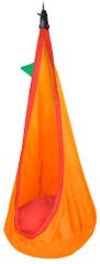 LA SIESTA otroško viseče gnezdo Joki, Foxy, komplet z nosilcem