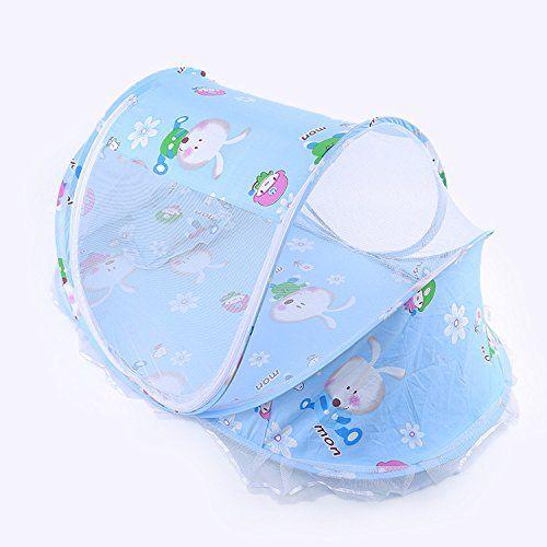 Tavalax Potovalna posteljica za dojenčke