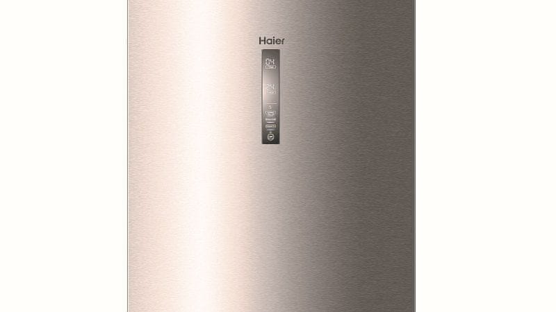 Hűtőszekrény Haier C3FE844CGJ kijelző
