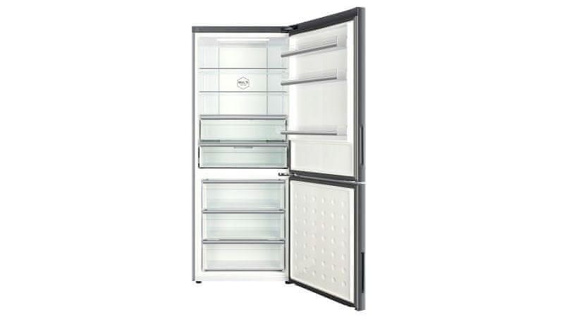 Hűtőszekrény Haier C3FE844CGJ Fuzzy Logic
