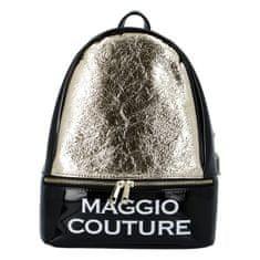 Maggio Mestský dámsky batoh Maggio Couture, zlatý