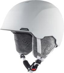 Alpina Sports kask narciarski Alpina Albona, biały, 53-57 cm, A9218.2.10