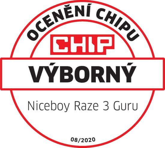 Niceboy RAZE 3 Guru - rozbaleno