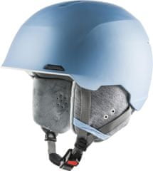 Alpina Sports kask narciarski Alpina Albona, niebieski, 53-57 cm, A9218.2.82