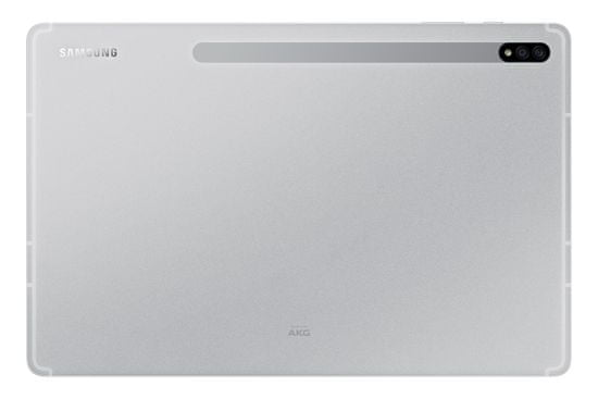 Samsung Galaxy Tab S7+ tablični računalnik, Wi-Fi, mistično srebrn