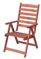 Rojaplast krzesło ogrodowe SORRENTO