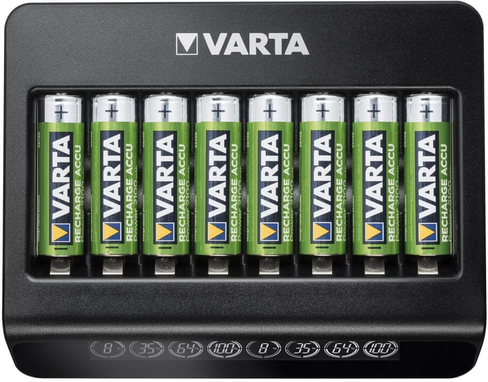 Varta LCD MULTI CHARGER+ 57681101401