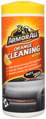 Armor All Orange Wipes višenamjenske maramice, s mirisom naranč