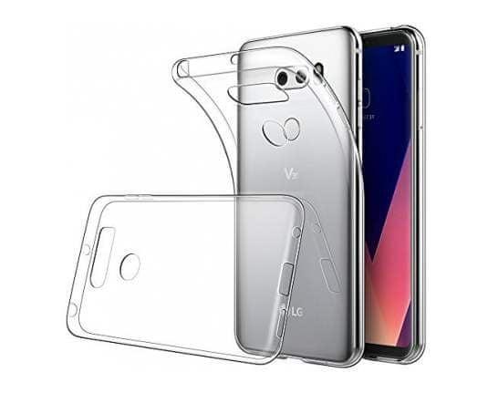 futrola za LG K50s, ultra tanka, silikonska, prozirna