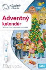Albi KÚZELNÉ ČÍTANIE Adventný kalendár SK
