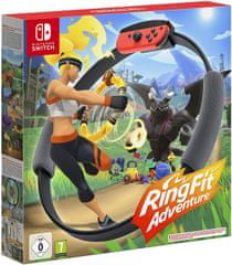 Nintendo Ring Fit Adventure komplet (Switch)