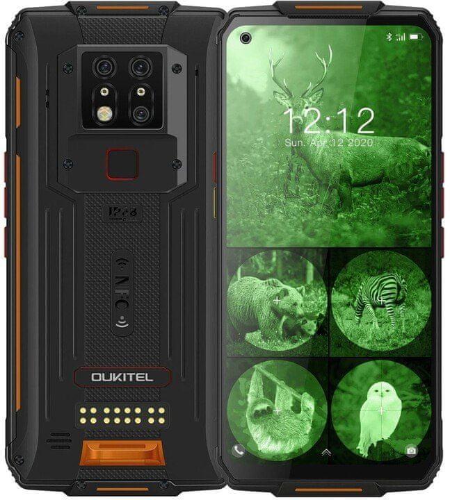 Oukitel WP7, 8GB/128GB, Orange