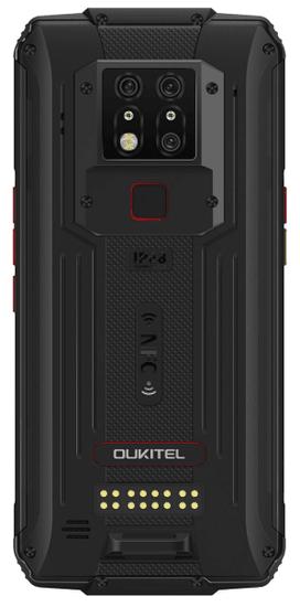 Oukitel WP7, 8GB/128GB, Black - zánovní