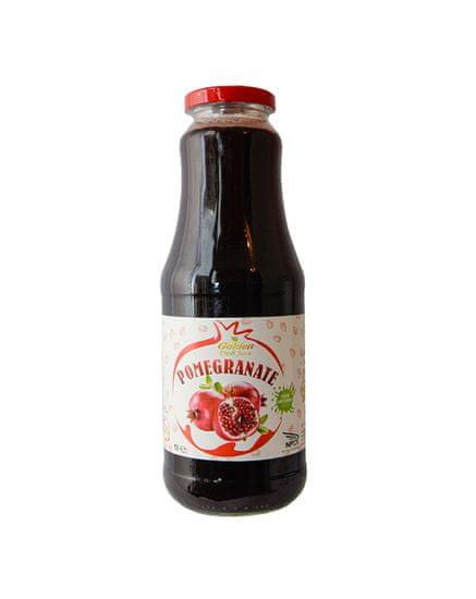 Georgian Nectar 100% gruzínský džus Granátové jablko