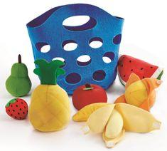 Hape košara s sadjem