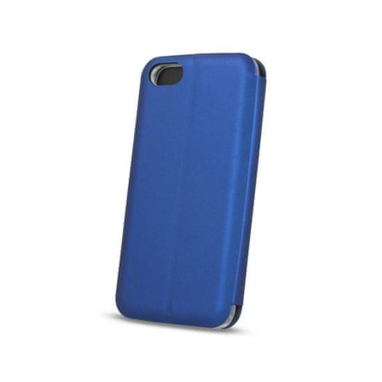 Havana Premium Soft futrola za Samsung Galaxy A81 A815 / Note 10 Lite N770, preklopna, plava
