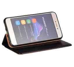 Havana Special ovitek za Samsung Galaxy A40, preklopni, črn