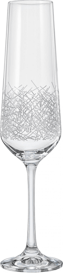Crystalex SANDRA panto champagne pohár 200 ml