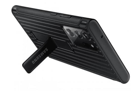 Samsung ovitek za Galaxy Note 20 Ultra, črn